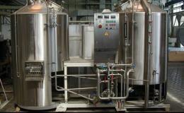 Zařízení pro pivovary