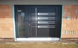 Servis a dodávka plastových vchodových dveří a oken Moravský Krumlov, Ivančice
