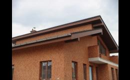 Odvětrávací montované fasády