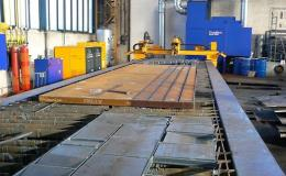CNC pálení výrobků plazmou, Brno
