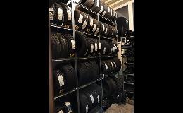 Pneuservis - výměna, opravy pneumatik