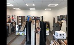 Prodej a pokládka podlahových krytin