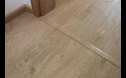 Realizace vinylových podlah a schodišť