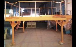 pojízdná montážní plošina