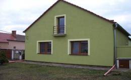 Rekonstrukce rodinných domů, bytů Znojmo, Moravský Krumlov