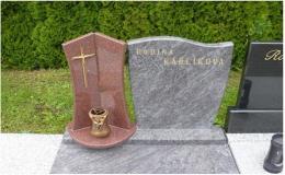 Výroba náhrobků a urnových pomníků Strážnice
