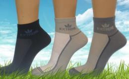 Velkoobchod - výroba módních ponožek