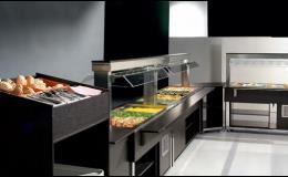 Kompletní gastronomické vybavení včetně montáže