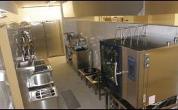 Vybavení pro gastronomické provozy