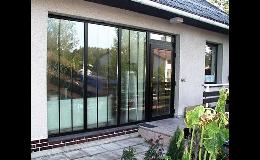 Výroba montáž plastových oken, dveří