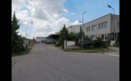 Pobočka firmy OPAMETAL s.r.o. Práče
