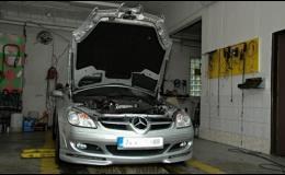 Odborné autoelektrikářské práce