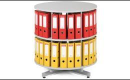 Archivační otočné skříně