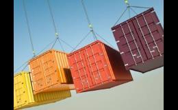 Námořní přeprava kontejnerů