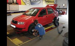 Přezutí pneumatik