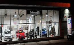 Autoopravna - klempířské a lakýrnické služby pro automobily VW Znojmo