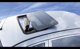 Střešní okna WEBASTO - prodej, montáž