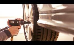 Prodej, oprava a výměna pneu