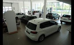 Prodej a servis vozů Volkswagen Znojmo