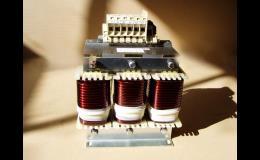 Prodej transformátorů menších výkonů, cívky stykačů