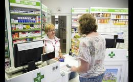 Volný prodej léků i výdej na recept