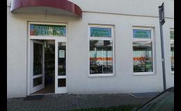prodejna zahradní a lesní techniky Napajedla