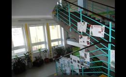 Soukromé všeobecné gymnázium Ostrava - prostory školy