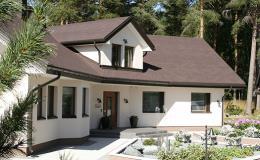 Prodej asfaltové střešní krytiny v e-shopu