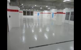 Odolné lité průmyslové podlahy