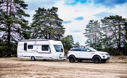 Půjčovna karavanů Morava