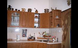 Výroba kuchyní na zakázku