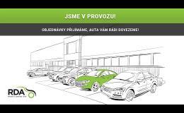 Dovoz ověřených aut z Německa