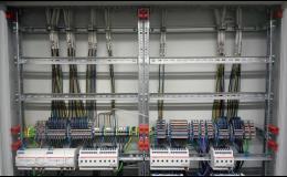 Elektroinstalace pro dřevozpracující technologie, agrární a potravinářský průmysl