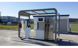 Řídící, informační a platební systémy pro čerpací stanice PHM
