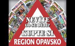 Zpravodajský týdeník Region Opavsko