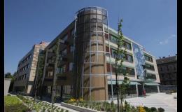 Regulační systémy pro obytné domy