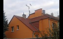 Regulační systémy pro rodinné domy