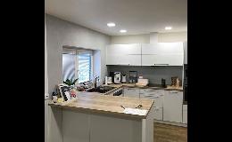 Rekonstrukce bytů, bytových jader