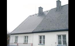 Rekonstrukce stávajících střech