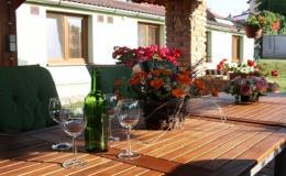 Ubytujte se v penzionu s penzí nebo polopenzí v blízkosti historického centra Valtic