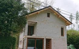 Výstavba, rekonstrukce domů