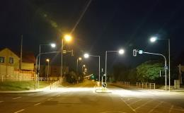 Elektroinstalace veřejného osvětlení