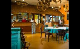 Restaurace s celoročním provozem