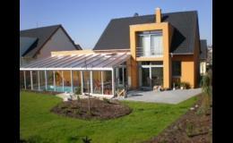 Stavba rodinných domů