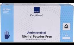 Antimikrobiální rukavice pro prevenci nozkomiálních infekcí