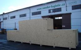 Skladování zboží u SANDER SUPPORT LOGISTIK