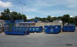 Technické služby Hodonín - sběr a likvidace odpadu, opravy komunikací a údržba zeleně