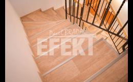 schody z vinylu