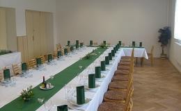 Profesionální catering na svatby, oslavy
