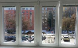 Realizace jarního úklidu včetně mytí oken